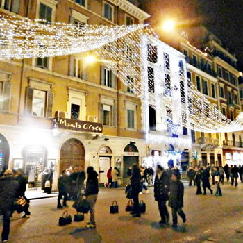 Hotel Rome December 8, feast of the Immaculate Conception, Special Offer