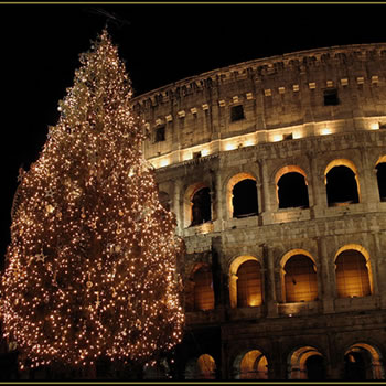 Special Offer Christmas in Rome