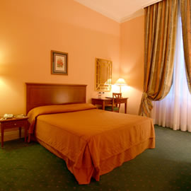 Hotel Roma, comfortable and affordable accommodation