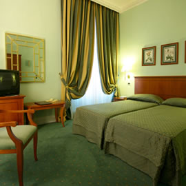 Superior Room Comfortable rooms in Rome